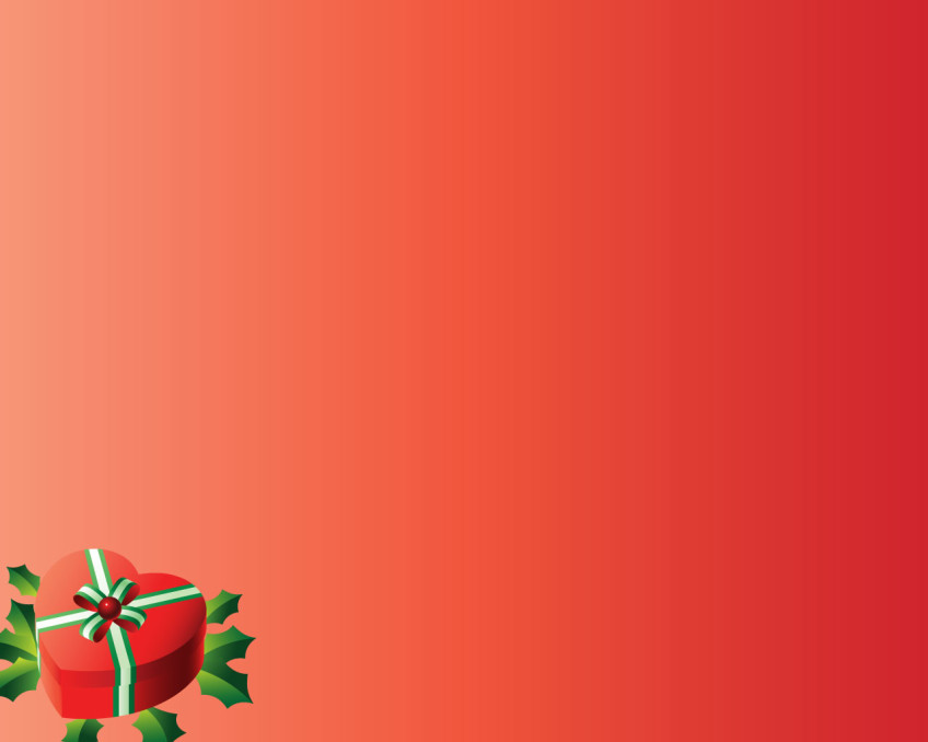 Christmas Themed Backgrounds For Powerpoint