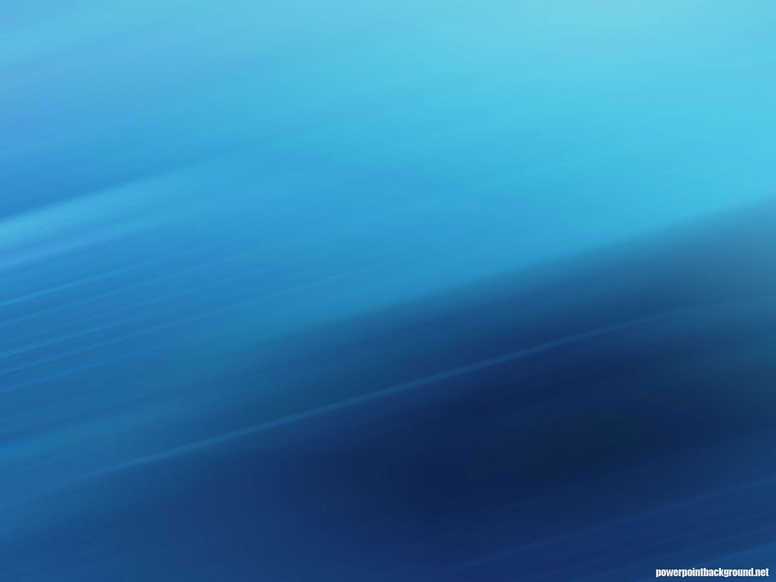 Blue Background for Microsoft Powerpoint